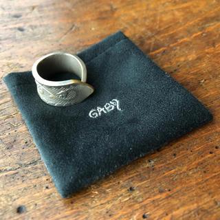 マルタンマルジェラ(Maison Martin Margiela)のgaby リング(リング(指輪))