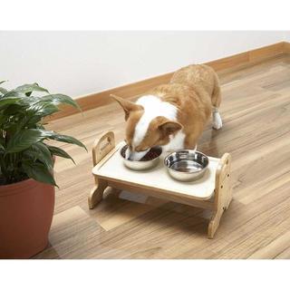 【期間限定値下げ!】 ドッグフード 食器テーブル ペット用 ドギーマン 犬 猫(ペットフード)
