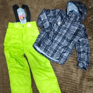 DREAMFLY ボーイズ スキースーツ 130㎝(ウエア/装備)