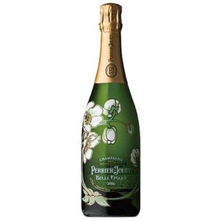 ベルエポック 新品未開封 送料込み(シャンパン/スパークリングワイン)