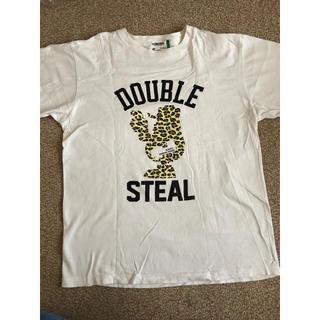 ダブルスティール(DOUBLE STEAL)のDOUBLESTEAL  Tシャツ(Tシャツ/カットソー(半袖/袖なし))