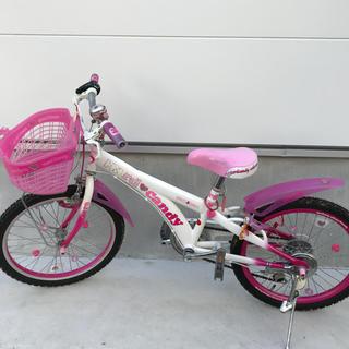 ハードキャンディ  20インチ自転車(自転車本体)