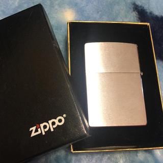 ジッポー(ZIPPO)のジッポ zippo 新品 未使用 箱付き ライター タバコ 電子タバコ (タバコグッズ)