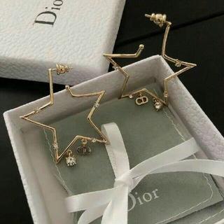 ディオール(Dior)の新品 Dior ピアス(ピアス)