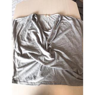 グラスライン(Glass Line)のGLASS LINEカットソー(カットソー(半袖/袖なし))