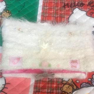 てづくり 手織り財布(財布)