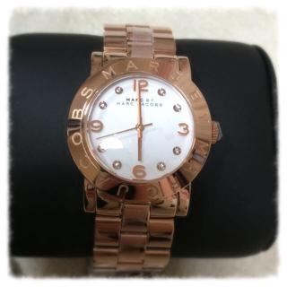 マークバイマークジェイコブス(MARC BY MARC JACOBS)の時計(腕時計)