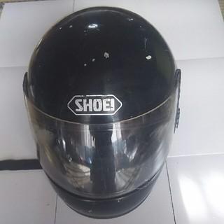 SHOEI フルフェイス バイクヘルメット 中古 (ヘルメット/シールド)