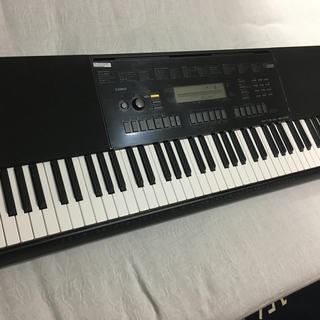 カシオ(CASIO)のCASIO 電子キーボード 76鍵盤  WK-245(キーボード/シンセサイザー)