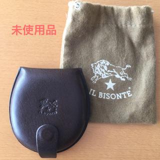 イルビゾンテ(IL BISONTE)のイルビゾンテ コインケース新品(コインケース)