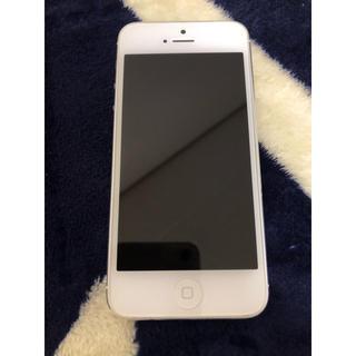 アイフォン iPhone5(スマートフォン本体)