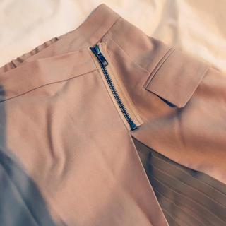 ココディール(COCO DEAL)のCOCODEAL 変形スカート(ひざ丈スカート)