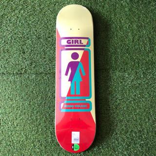 GIRL ガール 7.875インチ 93TIL 5 / JERON WILSON