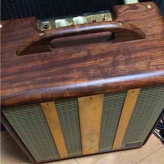 fender master built woody pro exotic アンプ(ギターアンプ)