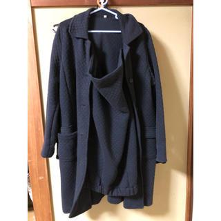 ムジルシリョウヒン(MUJI (無印良品))のMIKO様専用 ママコート(マタニティアウター)