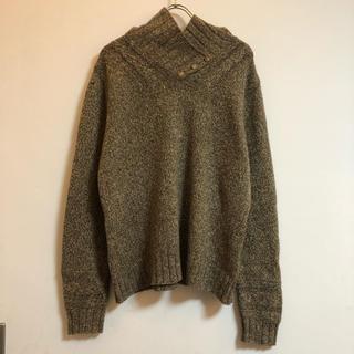 ウールリッチ(WOOLRICH)のused 古着 ヴィンテージ  wool rich ニット セーター (ニット/セーター)