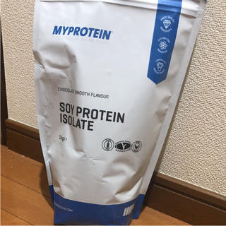 マイプロテイン  ソイプロテイン 1kg(プロテイン)
