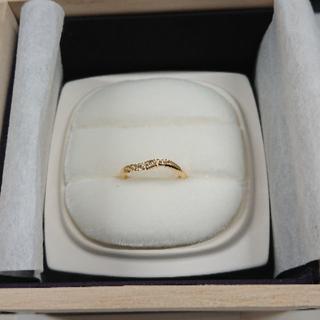 ニワカ(俄)の2016年購入ギャラあり俄 唐花15号(リング(指輪))