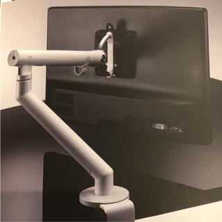 ハーマンミラー(Herman Miller)のハーマンミラー  flo モニターアーム(PC周辺機器)