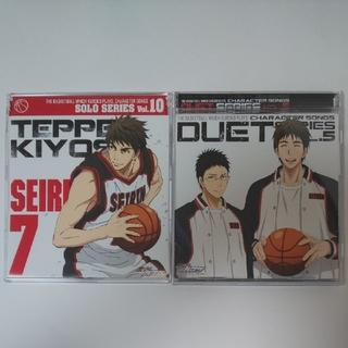 黒子のバスケキャラクターソングCDセット(アニメ)