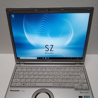 パナソニック(Panasonic)のレッツノート CF-SZ5 キーボード新品!!(ノートPC)