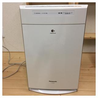 パナソニック(Panasonic)の送料込み パナソニック ナノイー 加湿空気清浄機  (空気清浄器)