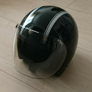 ダムトラックス バイク用ヘルメット 黒(ヘルメット/シールド)