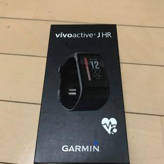 ガーミン(GARMIN)のなかやま様専用★中古 Garmin Vivoactive J HR ①(トレーニング用品)