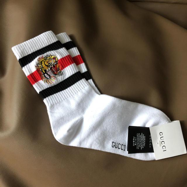 011b3f8c84ac Gucci(グッチ)のGUCCI 靴下 レディースのレッグウェア(ソックス)の商品