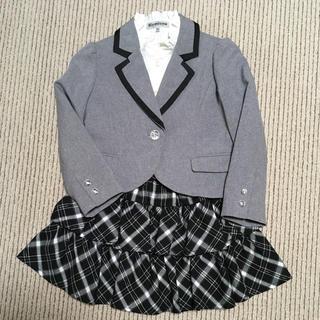 しまむら - 120㎝ 女の子 スーツ