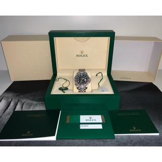 ロレックス(ROLEX)の2018モデル新品未使用ロレックス GMTマスターII 126710BLRO(腕時計(アナログ))