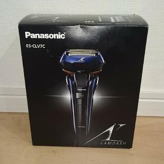 パナソニック(Panasonic)のパナソニック シェーバー ラムダッシュ ES-CLV7C(メンズシェーバー)