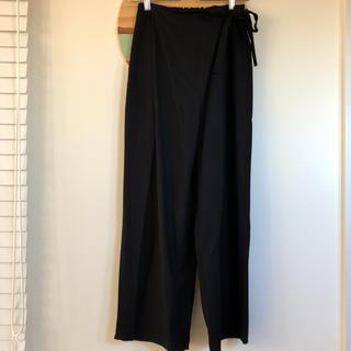 ドアーズ(DOORS / URBAN RESEARCH)のアーバンリサーチドアーズ ブラック パンツ(その他)