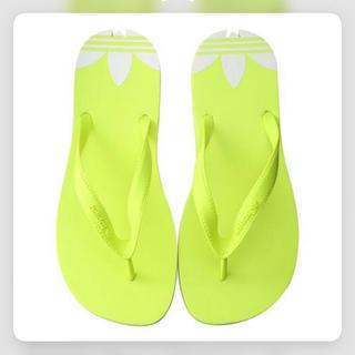 アディダス(adidas)のadidas ビーチサンダル(サンダル)