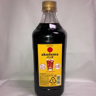 未開封 赤玉パンチ コンクタイプ1800ml(リキュール/果実酒)