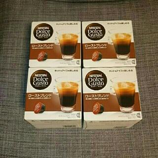 ネスレ(Nestle)のネスレ  ドルチェグスト  カプセル  ローストブレンド(コーヒー)