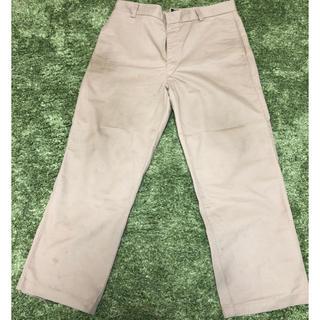 ステューシー(STUSSY)の値下げ⬇️ステューシー チノパン 裾使用感あり サイズ38 裾確認お願いします(チノパン)