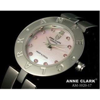 アンクラーク(ANNE CLARK)のANNE CLARK(アン・クラーク)レディース腕時計 (文字盤ピンク)(腕時計)