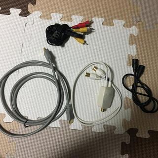 テレビ コード セット(映像用ケーブル)