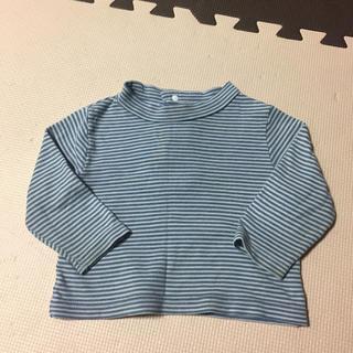 シマムラ(しまむら)のボーダートップス(Tシャツ)