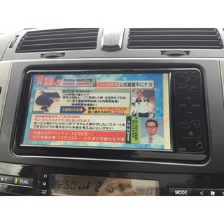 トヨタ(トヨタ)の☆トヨタ純正ナビ  NSZT-W58(カーナビ/カーテレビ)