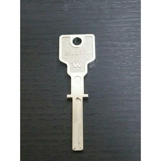 パチスロ スロット用 台鍵 GM LOCK W 標準キー ドアキー(パチンコ/パチスロ)