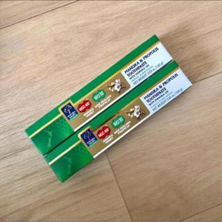 マヌカ  プロポリス歯磨き粉(歯磨き粉)