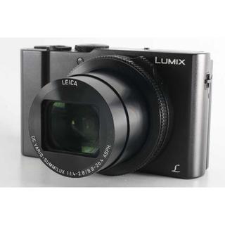 パナソニック(Panasonic)のPanasonic LUMIX DMC-LX9◆19412(コンパクトデジタルカメラ)
