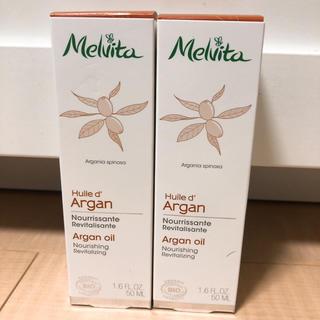 メルヴィータ(Melvita)のメルヴィータ  アルガンオイル 2本セット(ブースター/導入液)