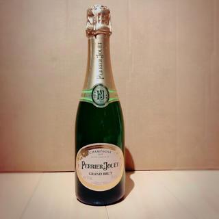 ペリエ ジュエ グラン ブリュット ハーフ 正規品(シャンパン/スパークリングワイン)