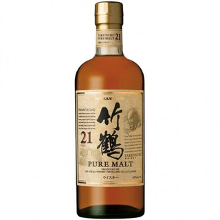 ニッカウイスキー(ニッカウヰスキー)のニッカウヰスキー 竹鶴飲み比べセット(ウイスキー)