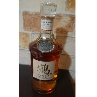 ニッカウイスキー(ニッカウヰスキー)のニッカウイスキー鶴(ウイスキー)