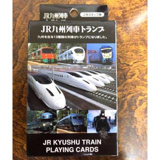 JR九州列車トランプ(鉄道)