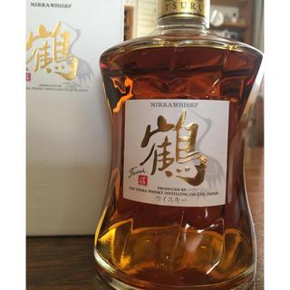 ニッカウイスキー(ニッカウヰスキー)の生産終了 ニッカウヰスキー 鶴 限定1000本(ウイスキー)